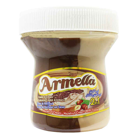 Armella Hazelnut Cream with Milk and Cocoa 12.3 oz. (350 g)