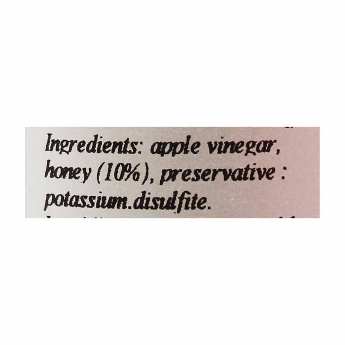 Martin Pouret - Orleans Apple Cider Vinegar with Honey Vinegar, 8.4 oz