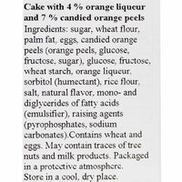 Orange Liquor Cake by Schlunder 14 oz (400 g)