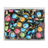Milk Chocolate Ladybugs, Vibrant Color Assortment from Germany, 150 Pieces x 0.22 oz