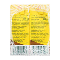 Vita 6-Pack Lemon Tea, 8.5 fl oz (250mL) x 6