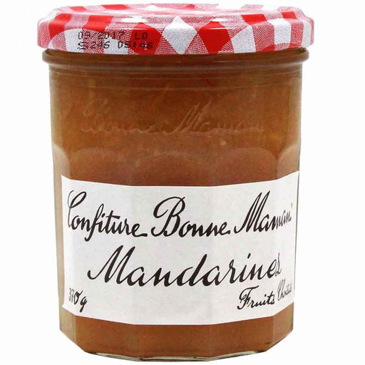 Bonne Maman Mandarin Jam (Imported from France), 13 oz