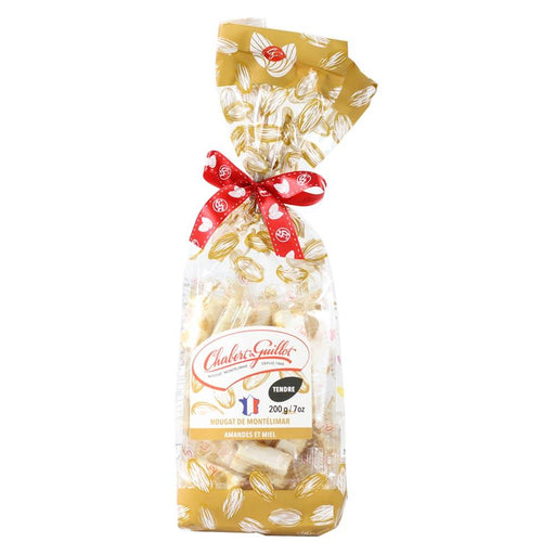 French Nougat Candy by Chabert Guillot 7.05 oz