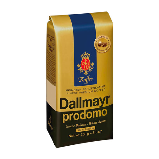Dallmayr Prodomo Coffee, Whole Bean, 8.8 oz. (250 g)