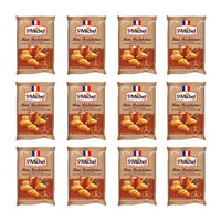 Free Shipping | 12 Pack St. Michel Madeleines with Chocolate Chips 6.1 oz. (175g)