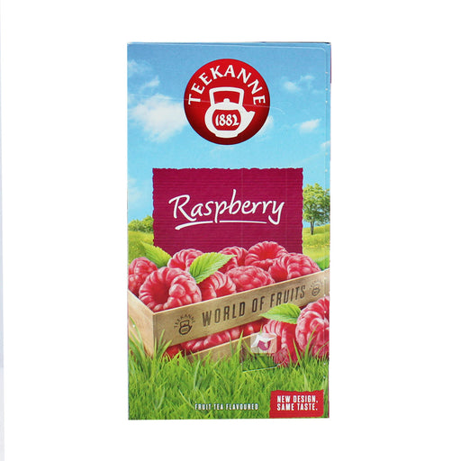 Teekanne Raspberry Tea, 1.76 oz (50 g)