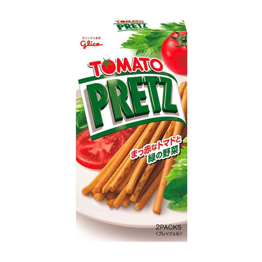 Pretz Tomato Biscuit Sticks from Japan, 3.17 oz (90 g)