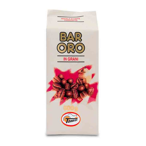 Torrisi Bar Oro Whole Coffee Beans, 17.6 oz. (500 g)