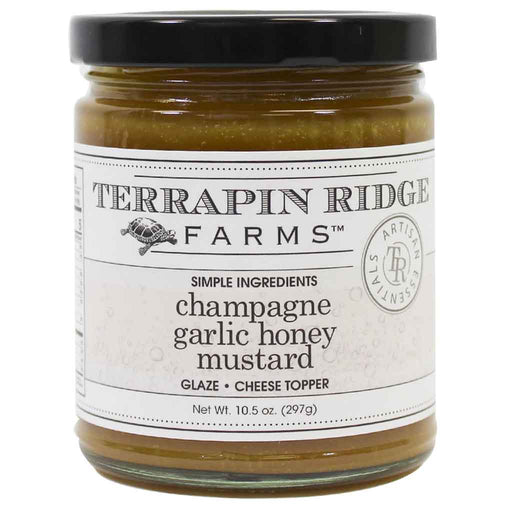 Terrapin Ridge Farms Champagne Garlic Honey Mustard 10.5 oz. (297g)