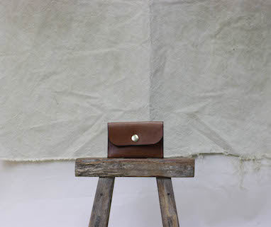 Coin Wallet | T2| Saddle Leather