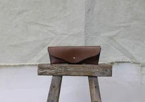 Glasses Case | Saddle Leather