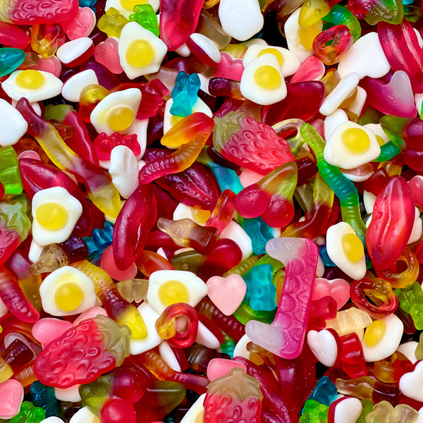 PICK 'N' MIX CANDY GUMMIES