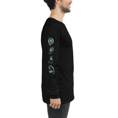 Spacey Long Sleeve