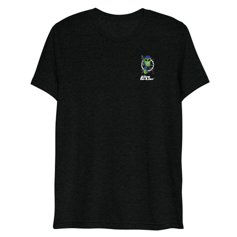 Alien In-Line Logo Tee
