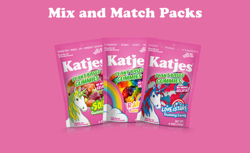 Mix and match packs