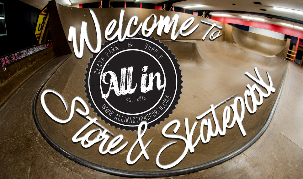 All-IN Canadas Scooter/BMX Mailorder/Indoor Skatepark