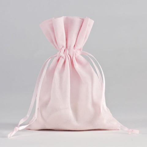Cotton Flatbag - roze