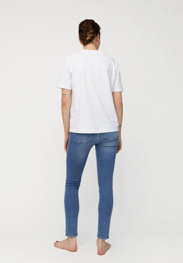 Jeans TILLAA X STRETCH in sky blue von ARMEDANGELS