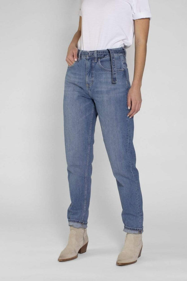 Jeans NORA medium blue von Kuyichi