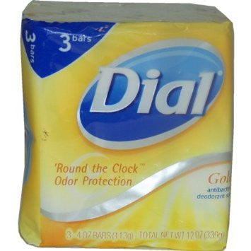 Dial Gold Bath Bar Soap - Fresh Colony