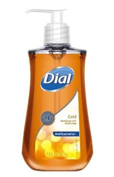 Dial Gold Antibacterial Hand Soap With Moisturizer, 7.5 Ounce by Dial Corp. - Fresh Colony