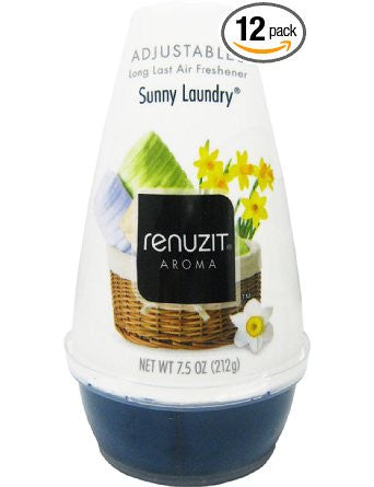 Renuzit LongLast Adjustable Air Freshener, Dream Garden, 7.5 oz - Fresh Colony