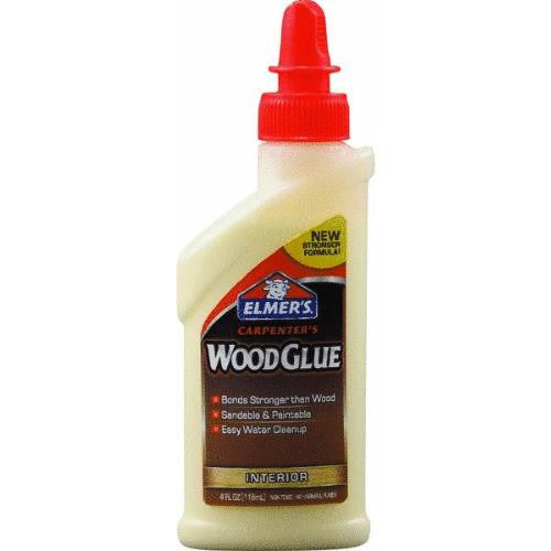 Carpenter's Wood Glue - 4 oz Interior - Fresh Colony
