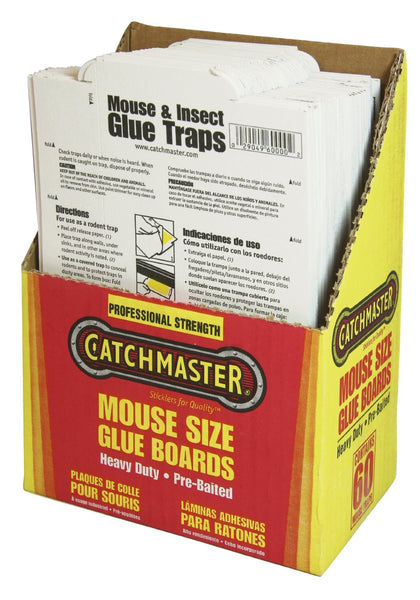 Catchmaster Mouse Insect and Snake Glue Boards - Fresh Colony