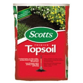 Scotts 71130758 Premium Top Soil, 0.75 Cu Ft - Fresh Colony