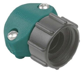Gilmour Polymer Female Coupling 01F Teal - Fresh Colony