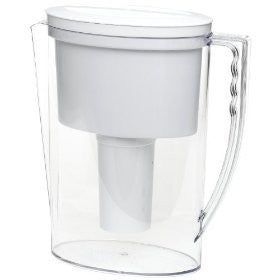 Brita Slim Water Filter Pitcher, 5 Cup - Fresh Colony