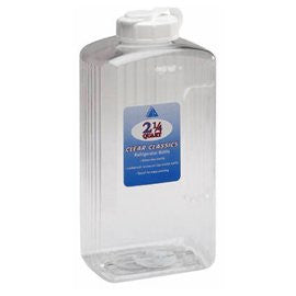 2-1/4QT Refrig Bottle - Fresh Colony