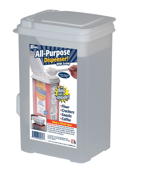 Buddeez All-Purpose Dispenser with Scoop - Fresh Colony