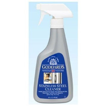 Goddard's Stainless Steel Cleaner - 16 OZ - Fresh Colony