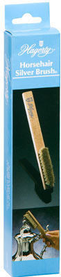 Hagerty Horsehair Silver Brush - Fresh Colony