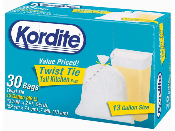 Kordite Tall Kitchen Bags - Fresh Colony
