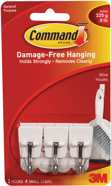 3M Small Wire Hooks 17067ES - Fresh Colony