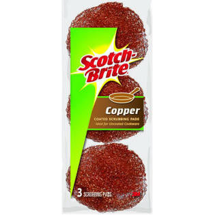 3M 213C COP Scouring Pad - Fresh Colony