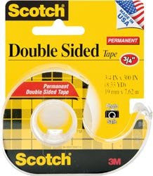 "3m 237 3/4"" Permanent Double Sided Scotch® Photo Safe Tape - Fresh Colony"