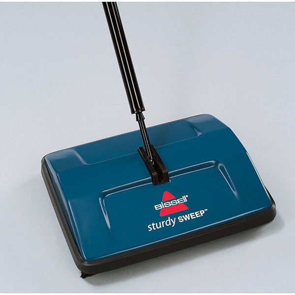 BISSELL Sturdy Sweep Sweeper, 2402B - Fresh Colony