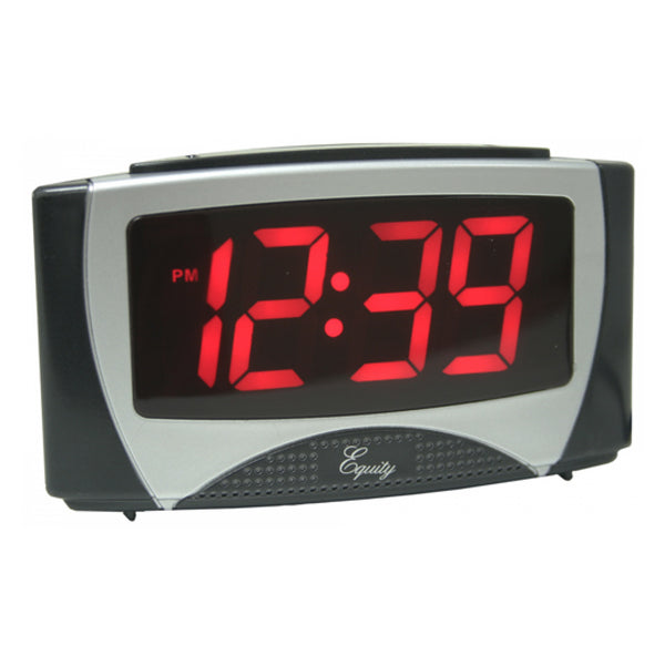 Equity by La Crosse 30029 Alarm Clock with 1.2-Inch LED Display - Fresh Colony