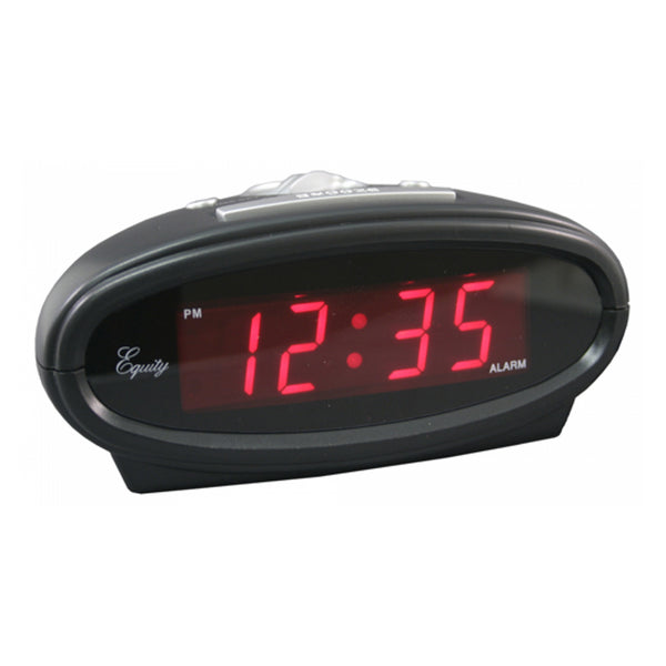Equity by La Crosse 30228 LED Alarm Clock - Fresh Colony