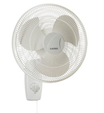 Lasko 3016 16' Oscillating Wall Mount Fan - Fresh Colony