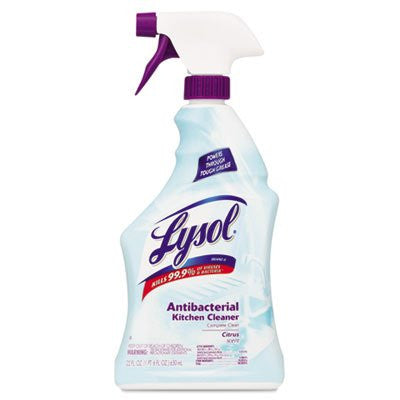 Lysol Power Kitchen Cleaner, 22 ounce - Fresh Colony