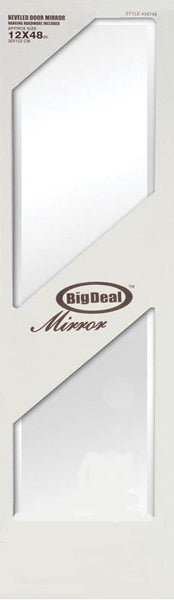 "12""X48"" Bevel Mirror - Fresh Colony"