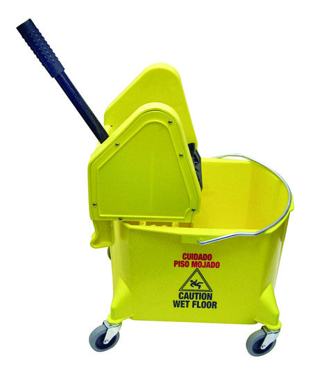 35qtw Bucket W/Wringer - Fresh Colony