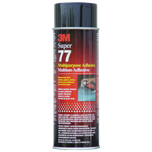 3M Super 77 Multi-Purpose Adhesive, 4.37-Ounce - Fresh Colony