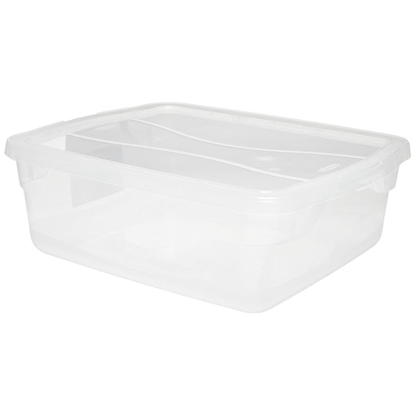 Rubbermaid Storage Container, 15-Quart - Fresh Colony
