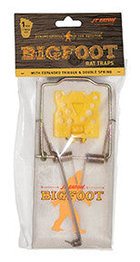 JT Eaton Rat Size Spring Action Expanded Trigger Snap Trap - Fresh Colony