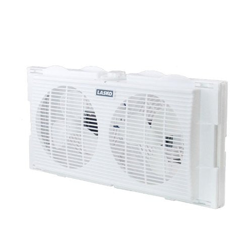 Lasko Twin Window Fan, 2137 - Fresh Colony